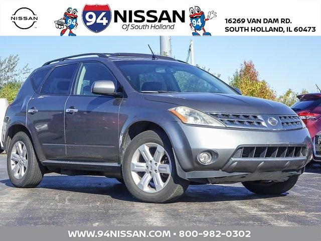 2006 Nissan Murano S photo