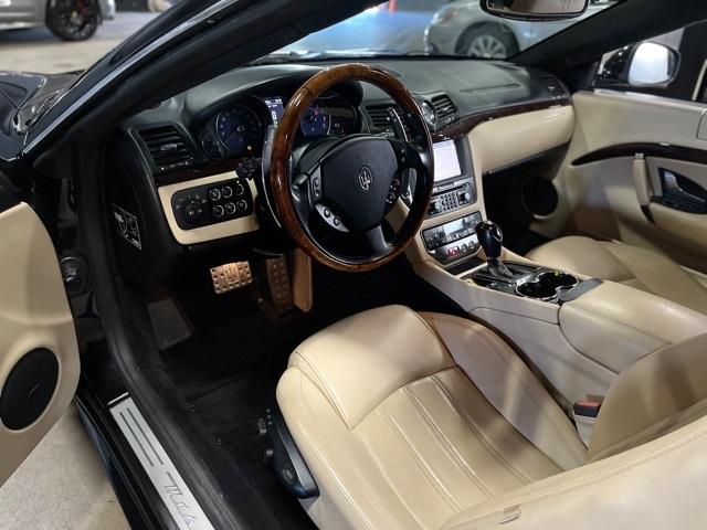 2010 Maserati GranTurismo S