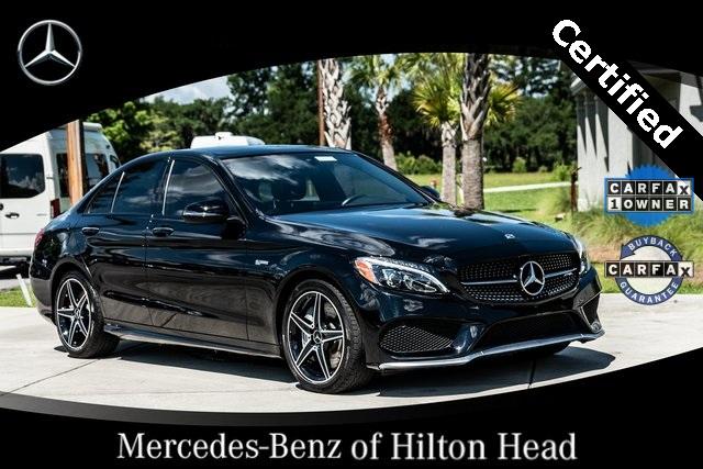 2018 Mercedes-Benz C-Class C 43 AMG®