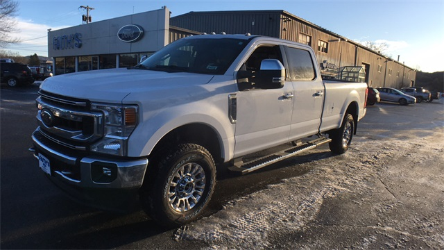 2020 Ford F-350SD Standard Bed