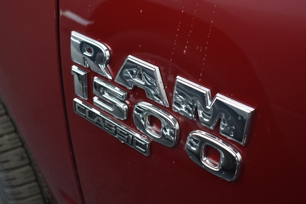 2021 Ram 1500 Classic Short Bed