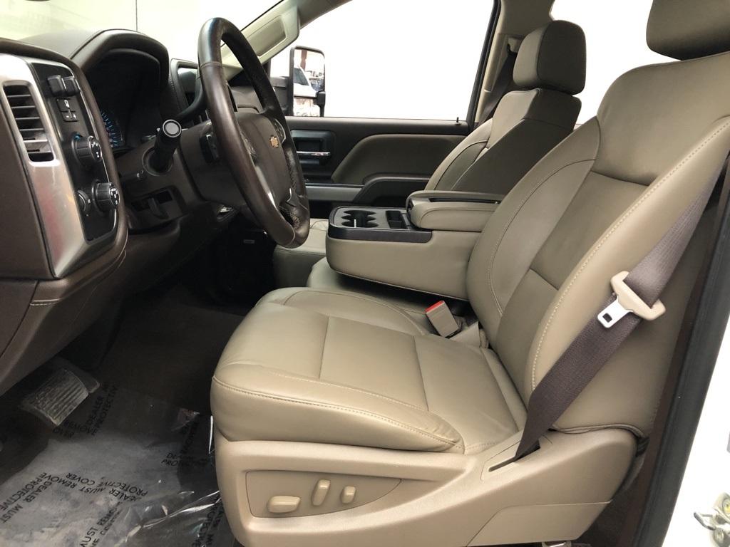 used 2019 Chevrolet Silverado 3500HD for sale Houston TX