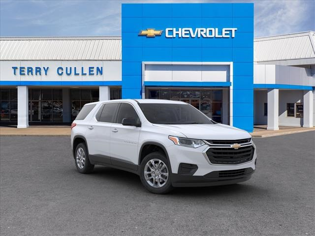 2020 Chevrolet Traverse LS photo