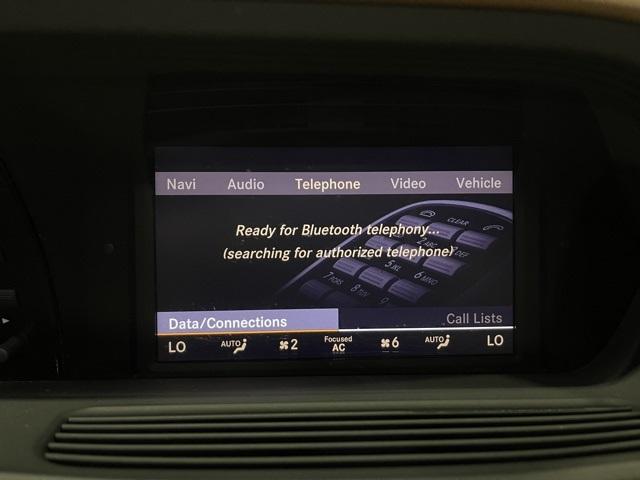 2013 Mercedes-Benz S-Class S 550 4MATIC®