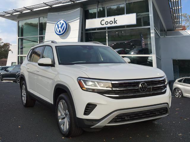 2021 Volkswagen Atlas SEL photo