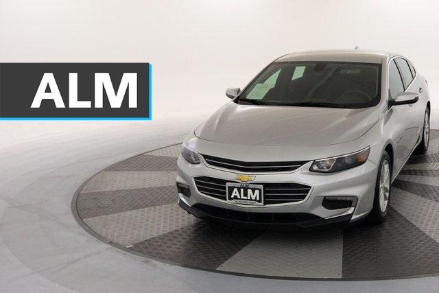 Pre-Owned 2018 Chevrolet Malibu LT FWD 4D Sedan
