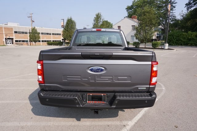 2021 Ford F-150 Standard Bed