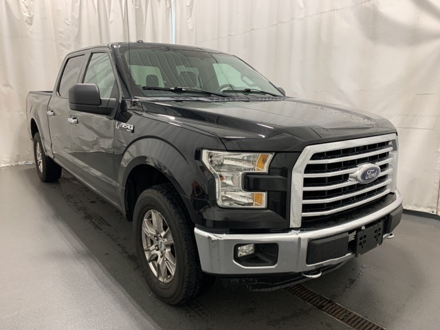 1544A 2015 Ford F-150 XLT