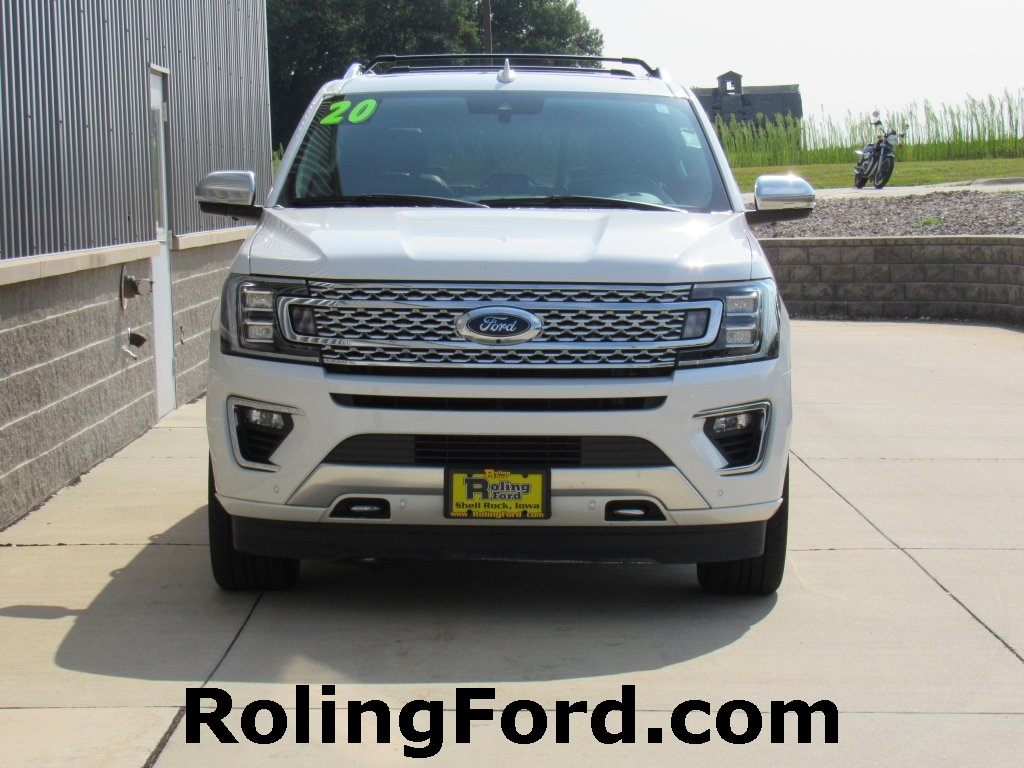 2020 Ford Expedition Platinum photo