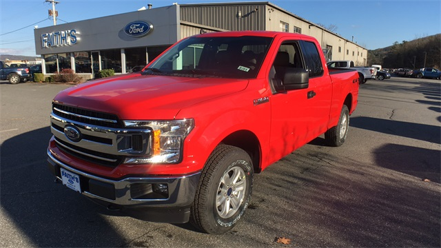 2020 Ford F-150 Standard Bed