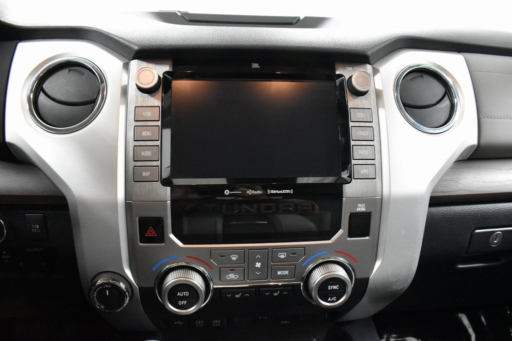 2020 Toyota Tundra 4D CrewMax
