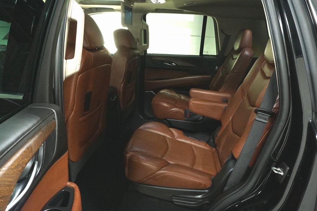 2018 Cadillac Escalade Sport Utility
