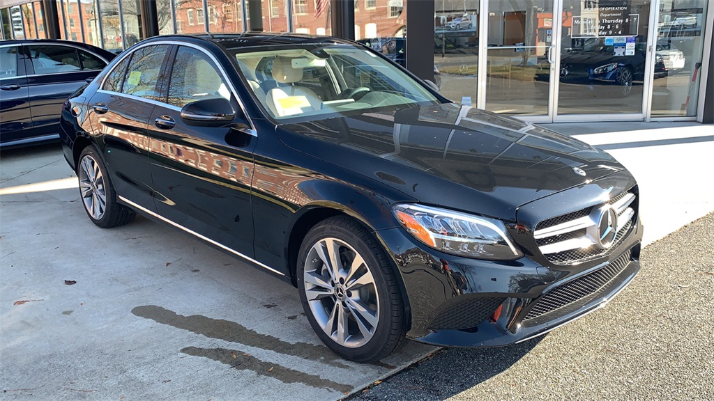Used Mercedes Benz C Class Haverhill Ma