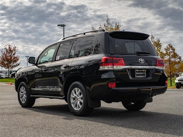 2021 Toyota Land Cruiser 4D Sport Utility