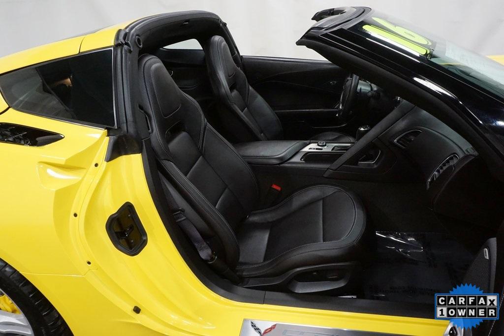 2016 Chevrolet Corvette 2dr Car
