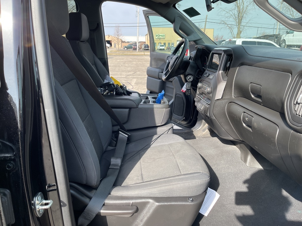 2019 Chevrolet Silverado 1500 Custom Trail Boss photo