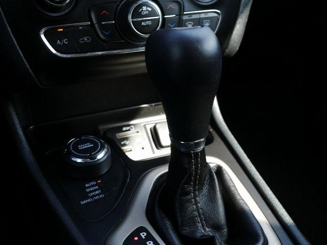 2016 Jeep Cherokee Sport Utility