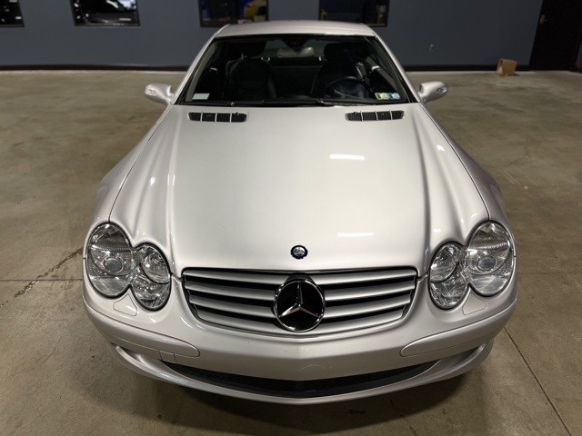 2005 Mercedes-Benz SL-Class SL 500 Base