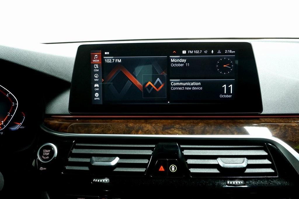 2020 BMW 5 Series 4dr Car