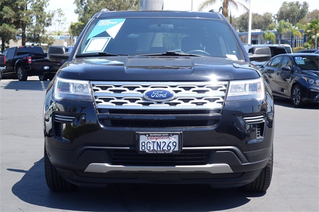 Used 2018 Ford Explorer