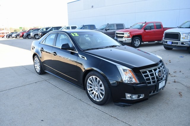 2012 Cadillac CTS 3.6L Premium photo
