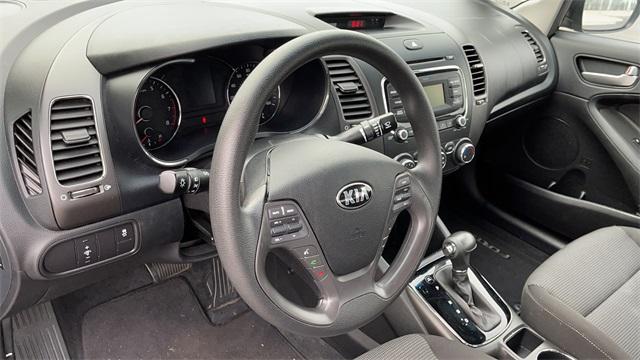 2018 Kia Forte 4dr Car