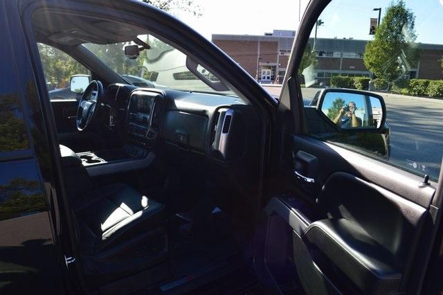 2018 Chevrolet Silverado 1500 Short Bed