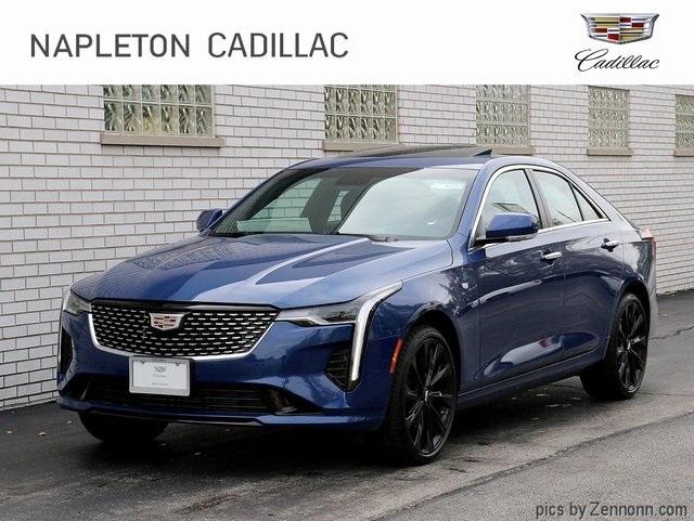 2020 Cadillac CT4 Luxury photo