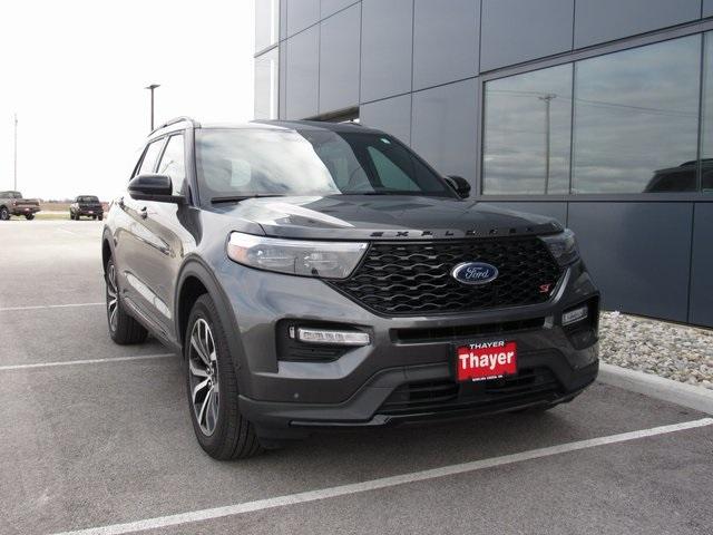 2020 Ford Explorer ST 4D Sport Utility