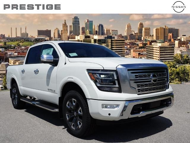 New 2021 Nissan Titan Platinum Reserve