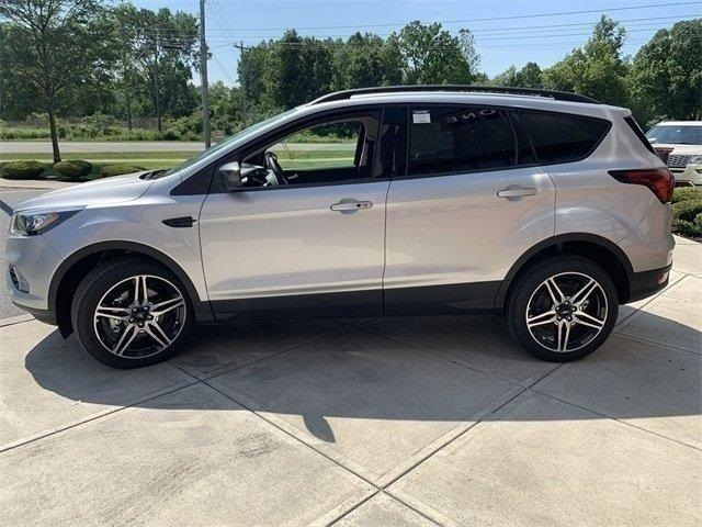 The 2019 Ford Escape SEL