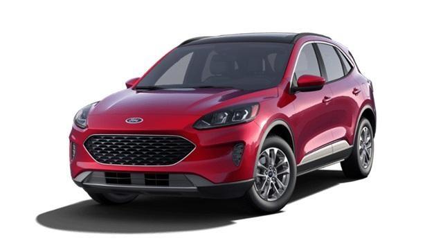 2020 Ford Escape SE photo