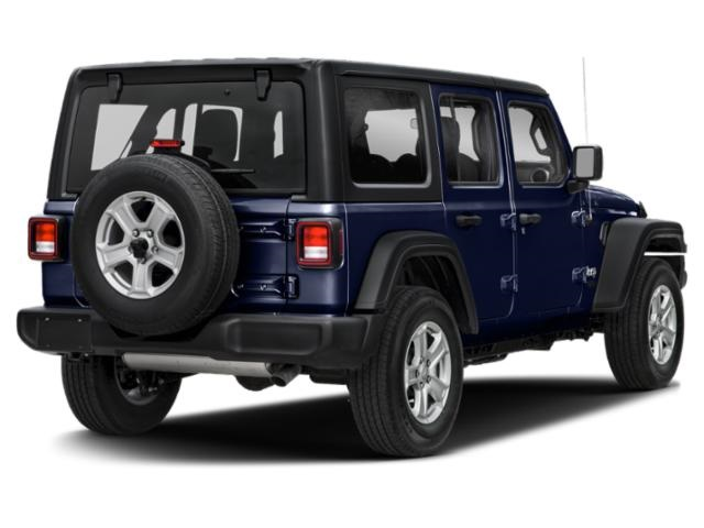New 2019 Jeep Wrangler Unlimited Sport