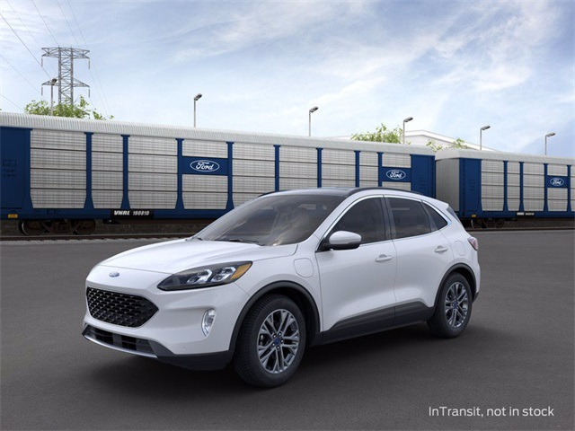 2020 Ford Escape Titanium photo