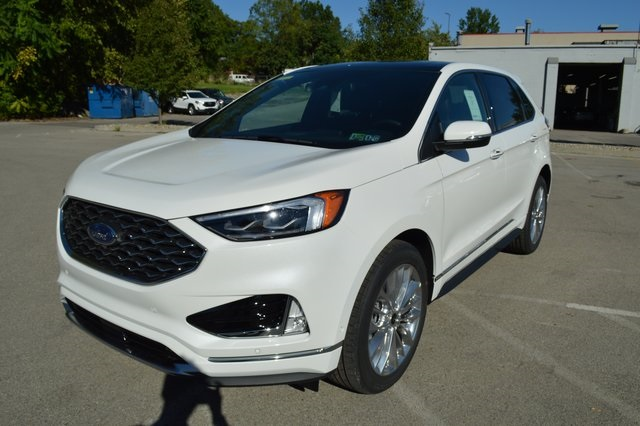 2021 Ford Edge Sport Utility
