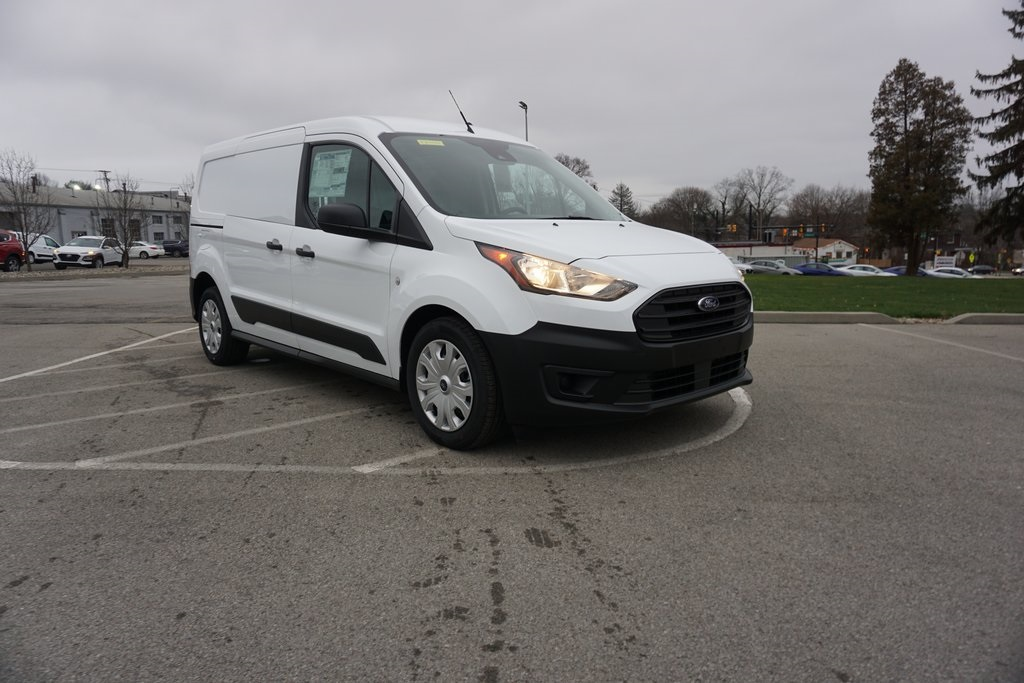 New 2021 Ford Transit Connect XL