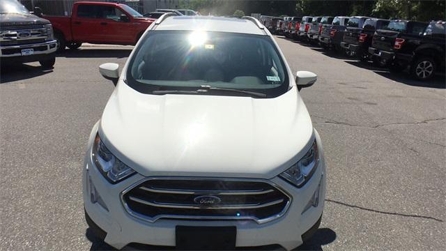 2020 Ford EcoSport Sport Utility