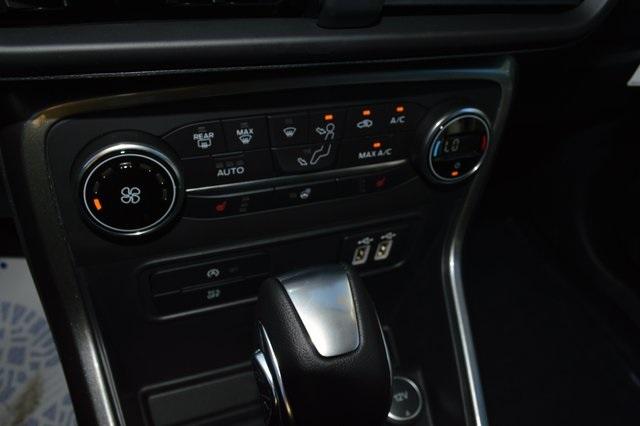 2021 Ford EcoSport Sport Utility