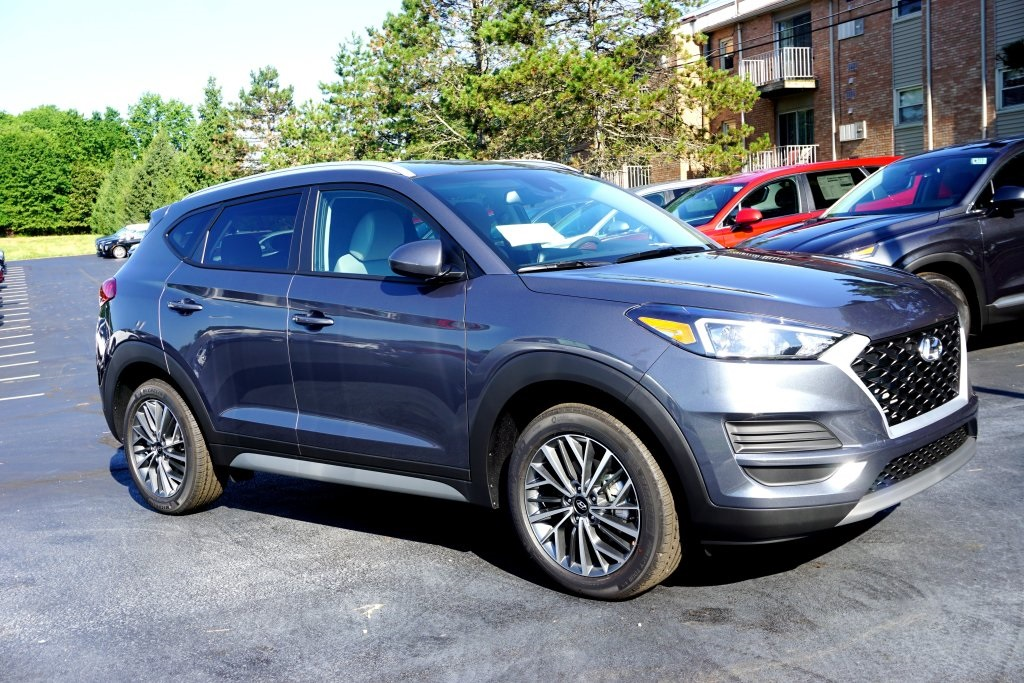 2021 Hyundai Tucson SEL photo