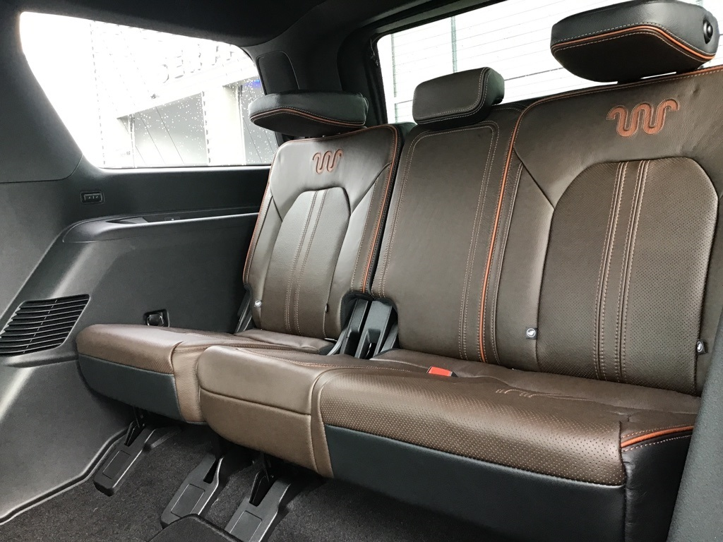 2021 Ford Expedition King Ranch