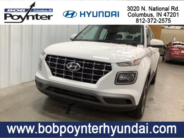2021 Hyundai Venue SEL photo