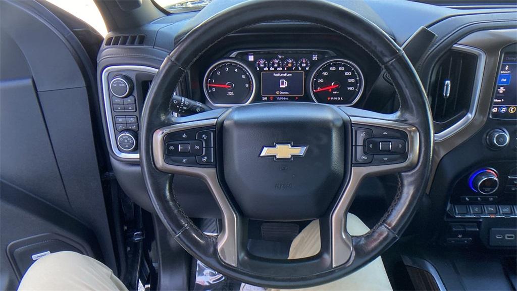 2020 Chevrolet Silverado 2500HD Standard Bed