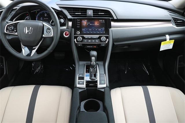 New 2020 Honda Civic EX