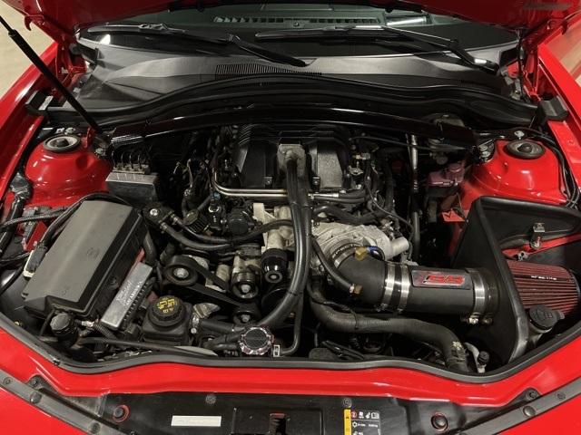 2015 Chevrolet Camaro SS 2SS