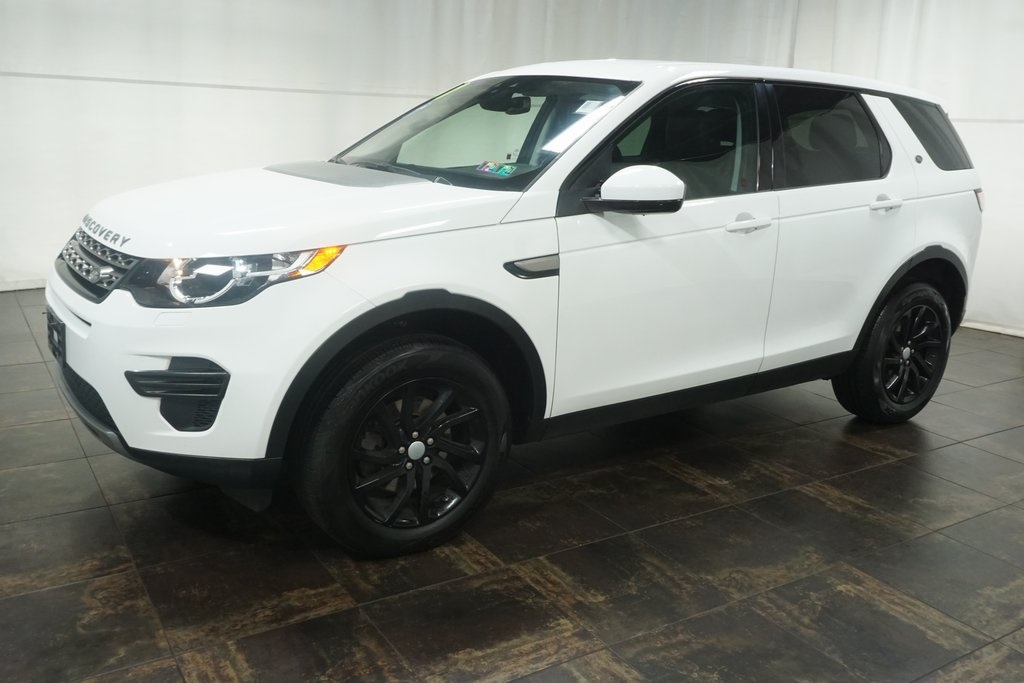 2017 Land Rover Discovery Sport Sport Utility