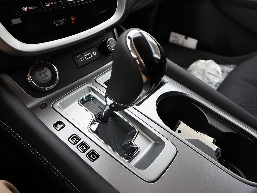 New 2021 Nissan Murano SV