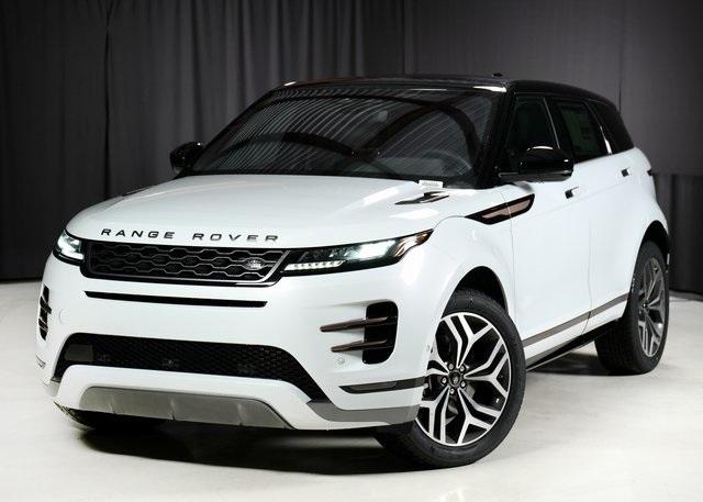 New 2021 Land Rover Range Rover Evoque Dynamic