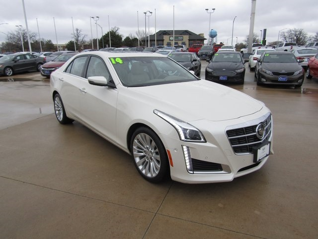 2014 Cadillac CTS 2.0T Performance Collection photo