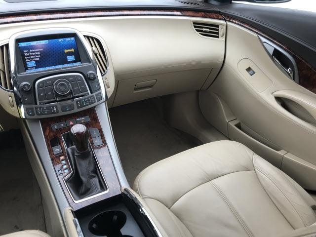2013 Buick LaCrosse Leather photo