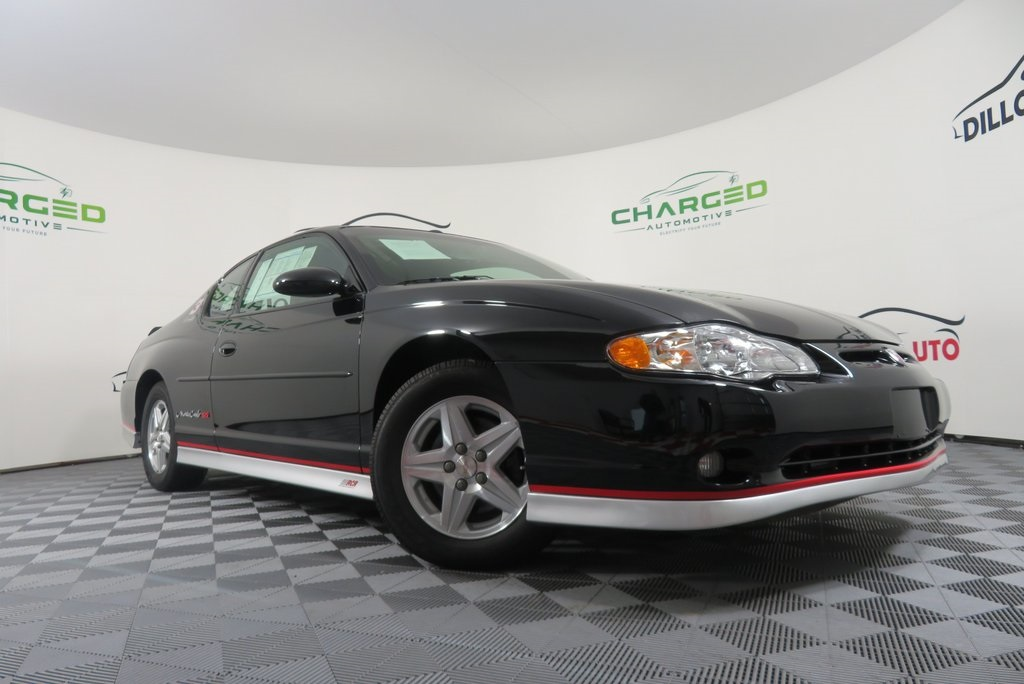 2002 Chevrolet Monte Carlo SS photo